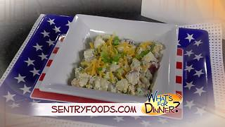 What's for Dinner? - Bacon Ranch Potato Salad