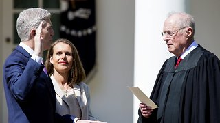 Kennedy's Retirement Will Cement Trump's Mark On Court - Video