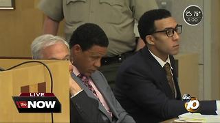 Kellen Winslow Jr. released on bail - Video