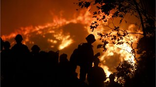 Nearly 1 Million Acres Are Burning In California