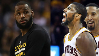 Kyrie Irving Angry at LeBron James for the WRONG Reason! - Video