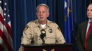 546 injured, 58 dead, Lombardo gives update on 1 October Las Vegas mass shooting injuries - Video