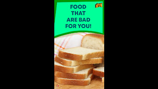 Foods That You Should Avoid?