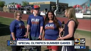 Special Olympics kicks off summer games in west Valley - Video