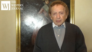 Jackie Mason: Anti-trump Celebs Act Like Oprah's Speech Was Better Than The Gettysburg Address