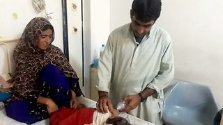 Pakistani infant with lump bigger than her head undergoes life-changing surgery