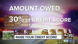 Need to raise your credit score? Here's how! - Video