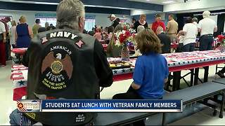 Odessa Elementary honors veterans from different generations - Video
