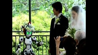 Robot Wedding Priest - Video