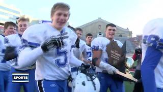 Saint Mary's Springs wins 7th championship - Video