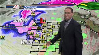 Jeff Penner Sunday Afternoon Forecast Update 1 21 18 - Video