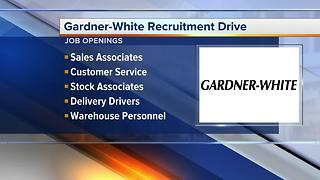 Workers Wanted: Gardner-White recruitment drive - Video