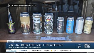 Virtual beer festival this weekend