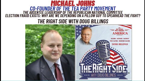 Interview with Tea Party Co-Founder Michael Johns