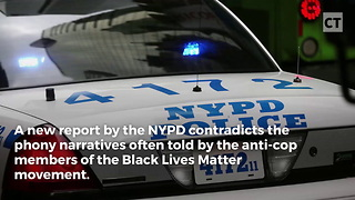 NYPD Releases Report on Use of Force