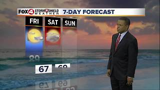 FORECAST: Weekend Rain Chances 4-19