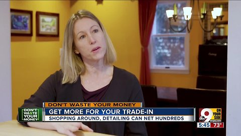 Get more when you trade in your car