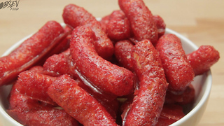 Candy Flamin' Hot Cheetos - Video