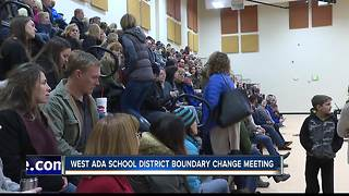 West Ada holds final boundary change meeting - Video