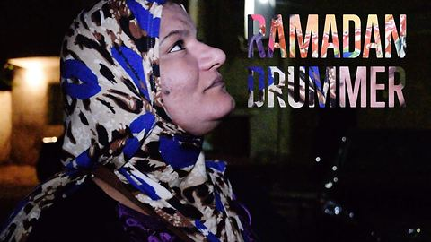 Before sunrise: A rebel woman and the beat of Ramadan