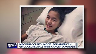 Macomb County figure skater fights rare disease - Video