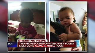 Two young children found in Detroit motel room; parents come forward - Video