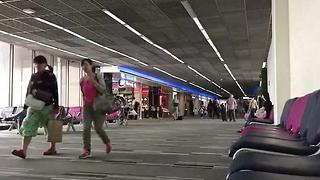 Here's Why Some Airports Have Carpets - Video