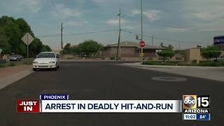 17-year-old arrested for deadly hit-and-run in Phoenix - Video