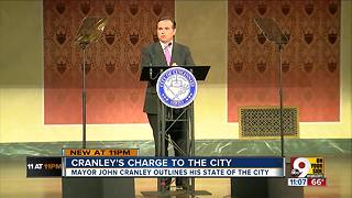 Mayor Cranley challenges Cincinnatians to volunteer - Video