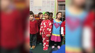 """Little Girl Refuses To Join Christmas Performance"""