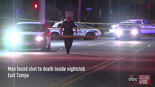 Homicide at Island Grill nightclub in Tampa | Digital Short - Video