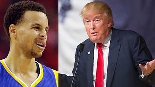 Warriors IMMEDIATELY Reject White House Invitation - Video