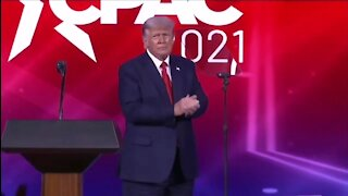 Trump's EPIC Comeback Speech At CPAC In Full