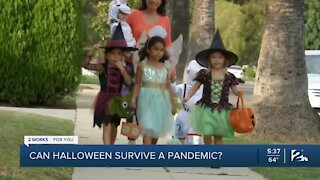 Can Halloween survive a pandemic?