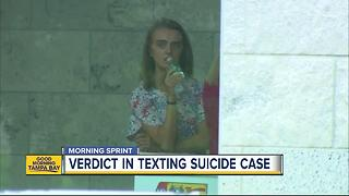Decision in texting suicide trial coming Friday - Video