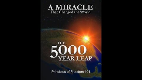 Book Review: The 5000 Year Leap - Part 1