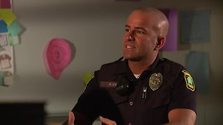 Chardon High School resource officer - Video