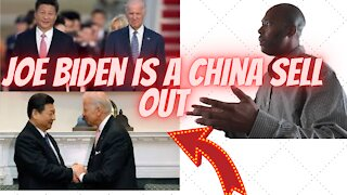 Joe biden is a china sell out