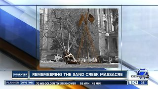 Remembering the Sand Creek Massacre