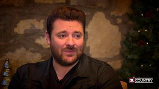 Chris Young talks about his Christmas album with Alan Jackson | Rare Country - Video