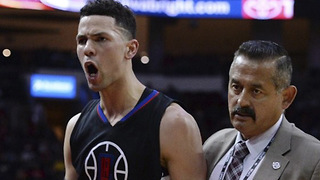 "Austin Rivers Tells Clippers Fan to ""Shut the F**k Up"" After Getting Blown Out by Jazz - Video"