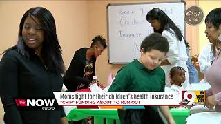 Cincinnati parents baking cookies to urge lawmakers to support Children's Health Insurance Program - Video