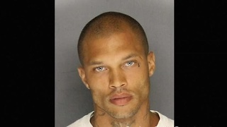 'Sexy and dreamy' mugshot goes viral - Video