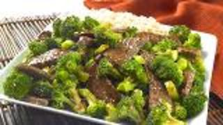 Broccoli Beef Stir Fry - Video