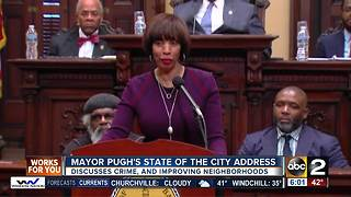 Pugh delivers State of the City address