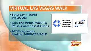 'Out Of The Darkness' Virtual Las Vegas Walk