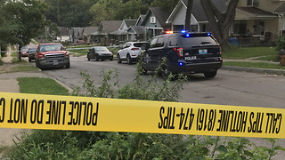 1 woman injured in KCMO shooting - Video