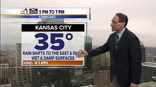 Jeff Penner Sunday Morning Forecast Update 2 1 7 18 - Video