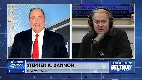 April 1, 2021: Outside the Beltway with John Fredericks
