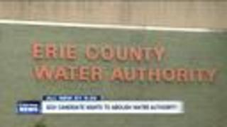 """Giambra: """"Erie County Water Authority a political operation"""""""